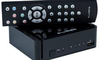 Illegaal netwerk met betaaltelevisie via WebTV van Blu:sens opgerold in Spanje