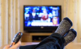 Spanjaarden hebben in februari gemiddeld 262 minuten per dag achter de televisie gezeten