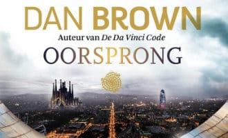 Nieuwste thriller van Dan Brown met Spanje in de hoofdrol is al bijna 9 miljoen keer verkocht