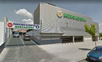 Vloer van Mercadona supermarkt moet opengebroken worden op zoek naar verdwenen vrouw