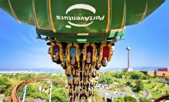 Pretpark Port Aventura in Salou weer geopend