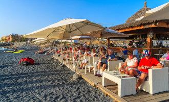 Aantal buitenlandse toeristen in januari in Spanje opnieuw gestegen naar 4,1 miljoen