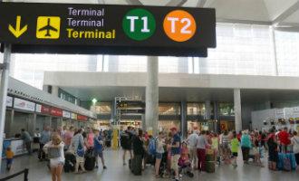 Aena gaat de terminal T2 van het Málaga vliegveld een opknapbeurt geven