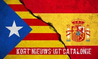 Kort nieuws over de politieke situatie in Catalonië (UPDATE)