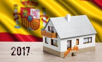 In 2017 werden er meer dan een half miljoen woningen verkocht in Spanje