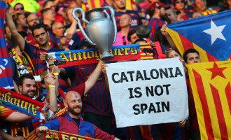 FC Barcelona verkoopt minder sinds het illegale referendum 1-O in Catalonië