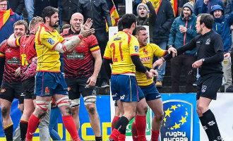 Onderzoek gestart naar controversiële Roemeense scheidsrechter bij België-Spanje rugby-duel