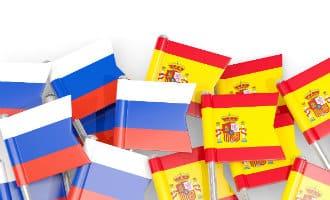 Rusland zet als antwoord op Spanje's uitzetting twee diplomaten uit het land