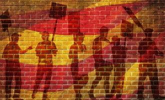 """Catalaanse separatistische organisaties beloven """"een hel in Catalonië"""""""