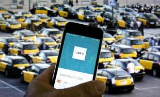 Uber is teruggekeerd naar Barcelona onder de merknaam UberX