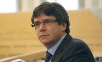 Finland ontvangt internationaal aanhoudingsbevel voor Puigdemont (UPDATE)