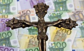 Aantal belastingbetalers die kruisje zetten om de Kerk geld te geven neemt af in Spanje