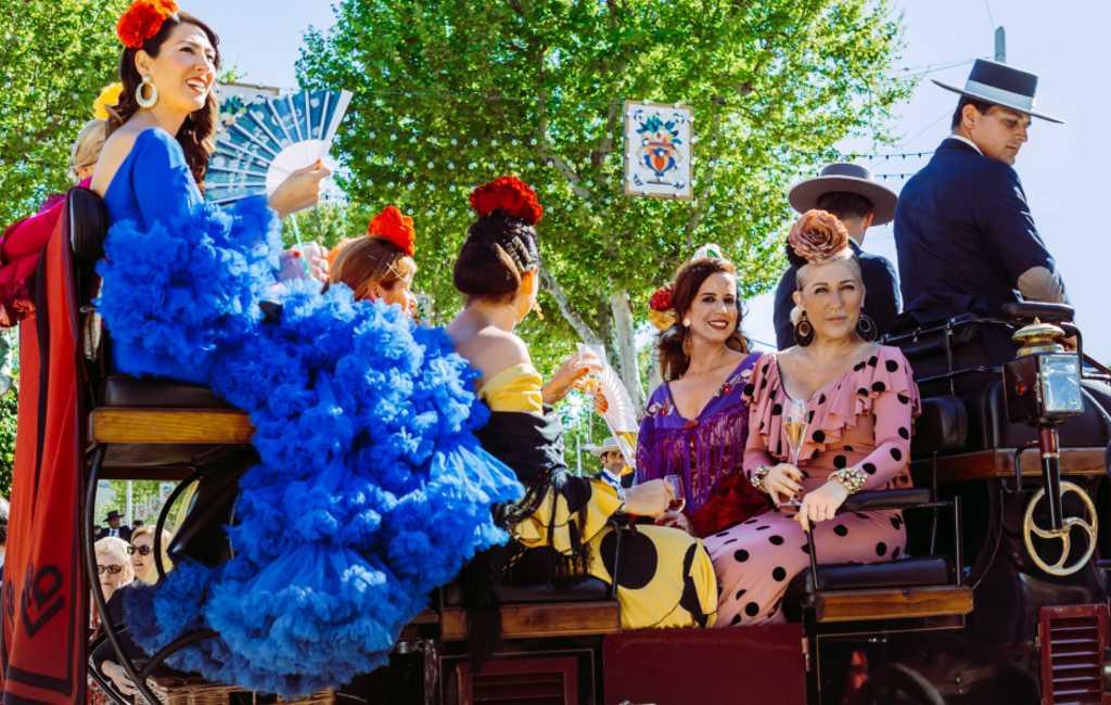 Het grootste flamenco feest van Spanje: Feria de Abril