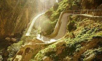 Lengte wandelroute Caminito del Rey wordt verdubbeld met twee nieuwe routes