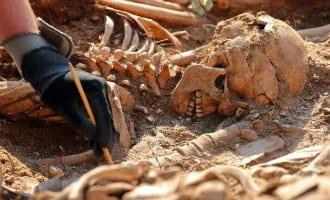88 nieuwe graven van slachtoffers van het Franco-regime gevonden in Andalusië