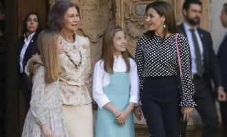 Spaanse soap na woordenwisseling Koninginnen
