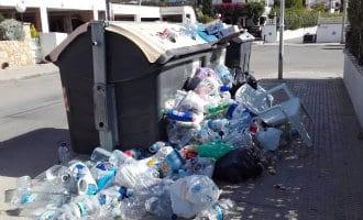 De afhaalservice in Orihuela Costa moet verbeteren