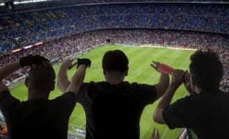 Lionel Messi en Bruce Springsteen hebben kleine aardbevingen veroorzaakt in Barcelona