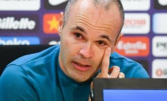 Spanje's meest geliefde voetballer Iniesta neemt afscheid van FC Barcelona