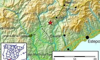 Aardbeving van 4,2 op Richter schaal gevoeld langs de Costa del Sol
