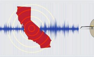 Provincie Granada wordt getroffen door een dozijn aan kleine aardbevingen