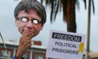 Rechtbank in Duitsland laat Puigdemont op borgtocht vrij