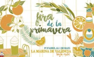 """Valencia organiseert naar Nederlands voorbeeld een eigen """"bloemenmarkt"""""""