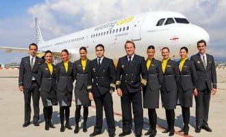 Piloten van Spaanse low cost vlieger Vueling gaan staken