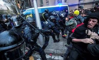 Politie gaat politieke partijen, EU en overheidsgebouwen in Catalonië extra beveiligen