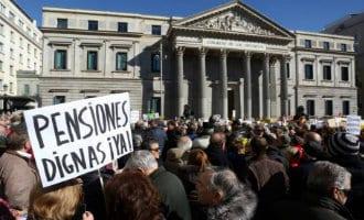 Gepensioneerden, jagers en Catalanen de staten op het afgelopen weekend in Spanje