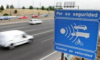 Let op met de radars in Spanje en check de snelheid waarmee deze in werking treden