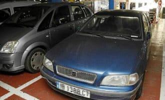 Rekening van 28.000 euro voor het 9 jaar lang parkeren van een auto op Mallorca