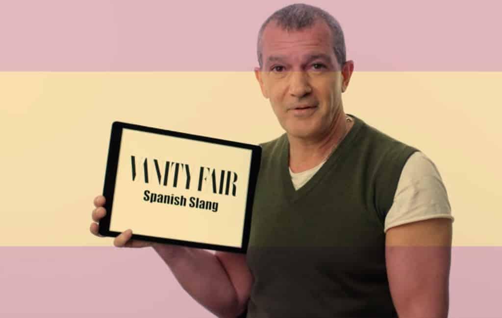 Spaanse uitdrukkingen met grappige Antonio Banderas (video)