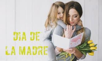 Moederdag of Día de la Madre op zondag 6 mei in Spanje