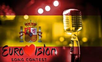 Rampen Spanje Eurovisiesongfestival