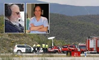 Belgen komen om bij vliegongeval Andorra