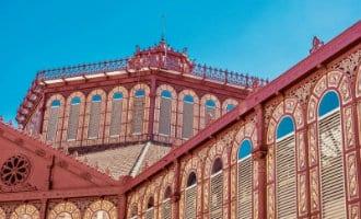 Mercat Sant Antoni op 23 mei open in Barcelona