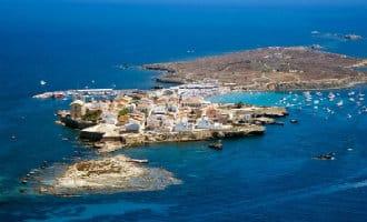Gemeente presenteert het eiland Tabarca voor de kust van Alicante als Unesco kandidaat