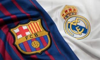 Spaanse El Clásico: FC Barcelona Vs Real Madrid