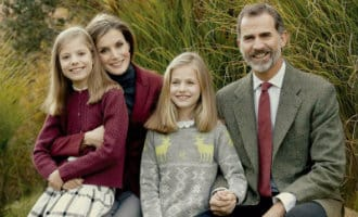 Alle geschenken aan het Spaanse Koningshuis