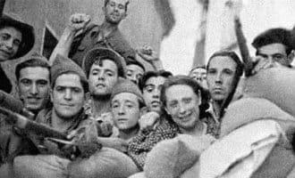 Nationale Dodenherdenking en de Spanjestrijders