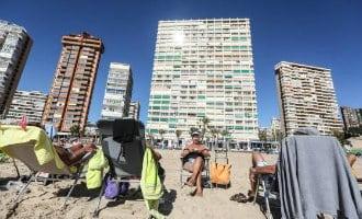Meer dan 40.000 geregistreerde vakantie appartementen aan de Costa Blanca