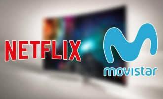 Netflix en Movistar gaan dit jaar nog samenwerken in Spanje