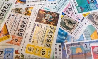 Geen belasting bij 10.000 euro loterijwinst