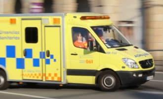 Ambulances in Spanje krijgen eindelijk blauwe zwaailichten
