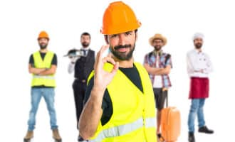 Er werden in de maand april per dag 5.800 banen gecreëerd in Spanje