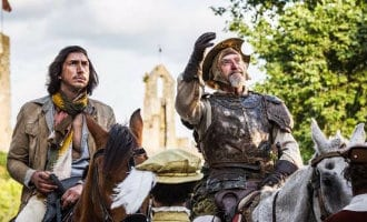 1 juni In de bios: The Man who killed Don Quixote