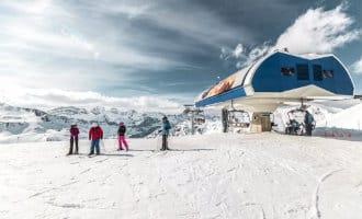 Spaans skistation bewaart sneeuw