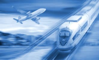 Wat is sneller in Spanje, de trein of het vliegtuig?