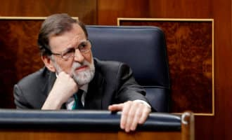 Erop of eronder voor Rajoy in Spanje